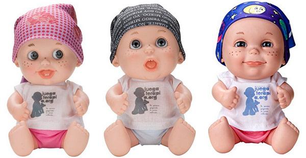 Baby Pelón – El Muñeco Solidario Contra el Cancer Infantil