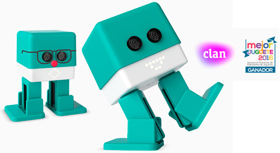 Zowi el Robot De Clan
