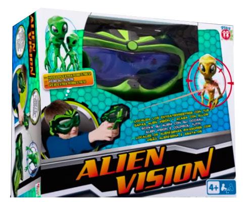 Juego Alien Vision de IMC Toys
