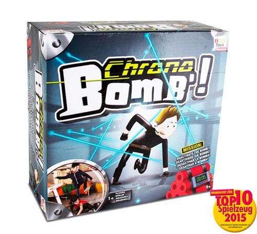 Comprar Juego Chrono Bomb IMC – Juego de desactivar la bomba